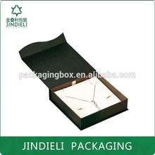 customized cardboard jewelry set box packaging
