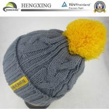 custom winter crochet hat