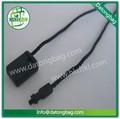 Vestuário hang tag/selo plástico de segurança com tampa de plástico