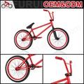 Nueva llegada de acero marco bmx bicicleta de la bici raza