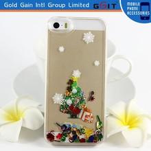 Transparent Luxury Utral Slim Phone Case For iPhone 6 Plus PC Cover