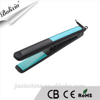 newest design good price ceramic hair straightener iron