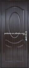 hot sale American steel door with steel frame