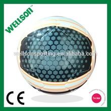 OEM brand printed machine sewn TPU soccer ball