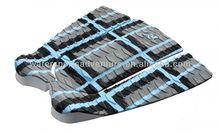 Customized pattern EVA foam surf grip traction pad
