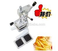 hot sale model DC112 vertical potato cutting machine