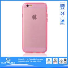 Black Pink Super Robot Armor leopard printing flip cover for iphone 6