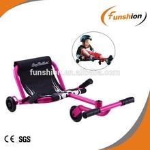 New kids go cart crazy wheel toy kids swing go cart