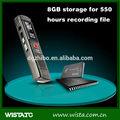 Menor gravador de voz, Gravador de voz digital detector, Digital ditafone
