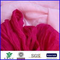 100 silk crepe de chine fabric