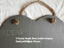 Alibaba china best selling fashion slate blackboard crafts