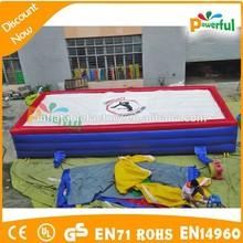 How high can you jump ! big air bag/jump bag/inflatable air bladder cushion