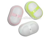 LS-L001 fast delivery 220v rechargeable pir sensor light designed for furniture china supplier
