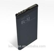 1320mAh BL-5J High Capacity Battery for Nokia 5800 XpressMusic BL5J Nuron 5230 C3 5228 X6 X9 Batterie Batterij