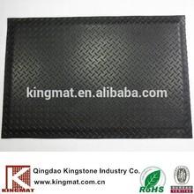 rubber anti fatigue mat reducing leg pressures and strains anti fatigue mat