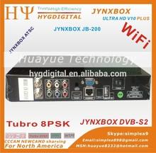 Full hd 1080p jb200 module turbo 8psk channels watch movies free adult jynxbox ultra hd v10 plus
