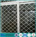 atacado moderna decoração ornamental de ferro simples janela de grades