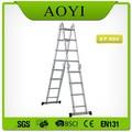 china suppier de alta calidad de aluminio escalera de gato