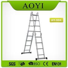 China Suppier high quality aluminium cat ladder