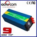 120v 3천w 24V CE DC AC 순수한 사인 파 인버터 사용자 정의 전원 캐나다 타이어