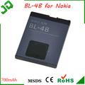 Batterie li-ion 750 mah 3,7v tipo bl-4b nokia n76 7373& e compatíveis