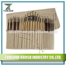World class standard excellent artists paint brush set/Paint Brush Set