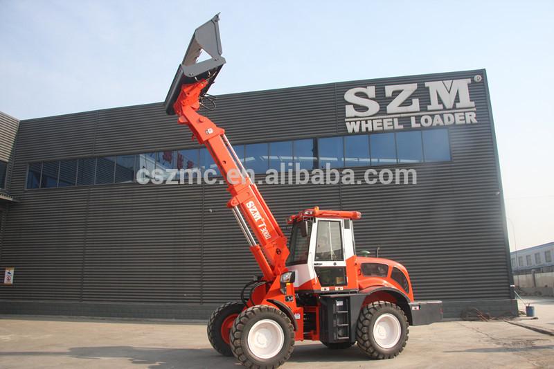 pale meccaniche a braccio telescopico SZM_T3000_Telescopic_boom_wheel_loader