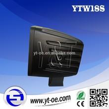 Y&T 18W auto led lighting led work light for auto darkening welding helmet