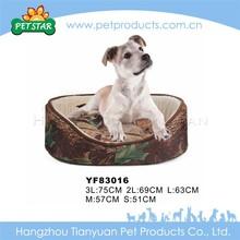 Wholesale china factory denim dog bed