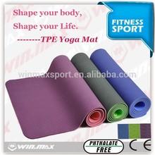 used wrestling mats for sale gym equipment anti-slip tpe yoga mat