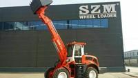 SZM Telescopic boom loader