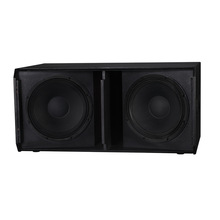 Soundtop CL 218B double 18 inch durable SubWoofer