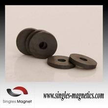 strong large ring ferrite magnets custom for Automotive Sensors