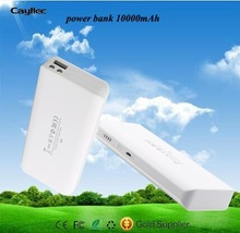 2014 new intelligent power bank dual and charge smartphone for emergency