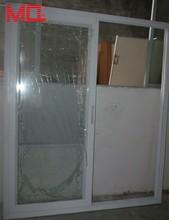 Adjustable windows door blind insert guangzhou factory