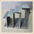 Jis estándar laminado en caliente acero del canal, De carbono suave de estructuras de acero u canal