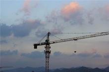 QTZ63(5013) self raising peiner tower cranes