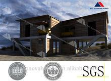 multi-storey solar energy prefabrictaed house