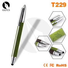 Jiangxin rubber tip kids gift pens with purses for laptop