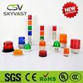 Aseguramiento de la calidad CSV samll rojo azul amarillo naranja verde led bolas para luz de advertencia