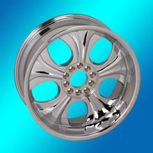 High precise automobiles wheel hub,CNC precision parts by HKAA