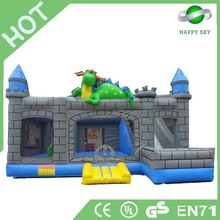 Fashionable Sale bouncers inflatable with slide,jumper inflatable bouncer,animal bouncer house