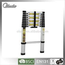 en131 european standard telescopic ladder