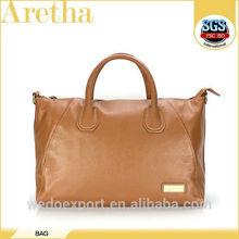 khaki new model handbags aretha brand leather bags online