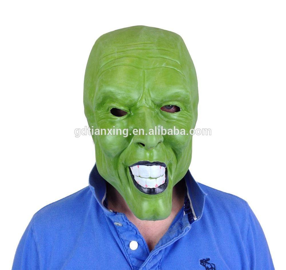 Зеленая маска все серии