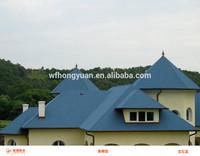 Fish scale Asphalt Shingles/ 5 tab roof tile - Hot Sell in South Korean