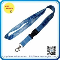 China manufacturer 2015 summer fashion digital printing fabric buckle strap/lanyard