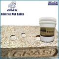 Doğal taş zehirli su geçirmez ajan/tamir yapıştırıcı