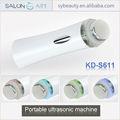 Prosessional kd-s611 mini masseur à ultrasons machines