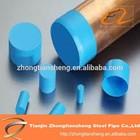high quality hemispherical cap plastic end pipe cap